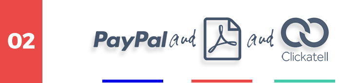 paypal-adobe-clickatell-integration How to sell a product online using PayPal